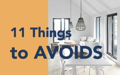 11 ข้อที่ควรระวังก่อนเลือกโคมไฟภายในบ้าน